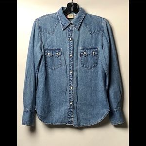 LEVI'S RED TAB WESTERN SHIRT